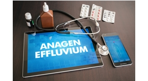 Anagen,Effluvium,(cutaneous,Disease),Diagnosis,Medical,Concept,On,Tablet,Screen