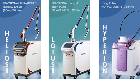 [Ad. ▶HYPERION(Nd:YAG) - Manufacturer: LASEROPTEK(www.laseroptek.com)